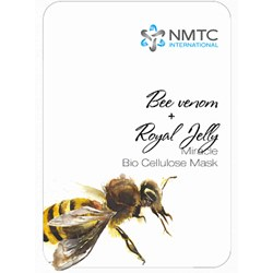 BEE VENOM + ROYAL JELLY BIO CELLULOSE MASK